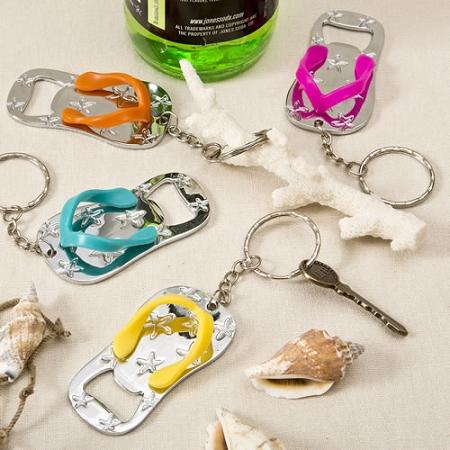 Flip Flop Opener Key Chain Wholesale Lot