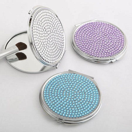 Bling Compact Mirror Gifts Wholesale Lot