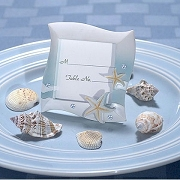 Starfish Design Place Card Frame