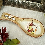 Spoon Rest Wine Tasting Design
