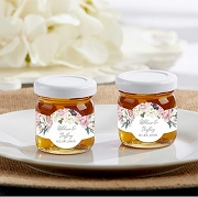 Personalized Clover Honey - Floral  (set of 12)