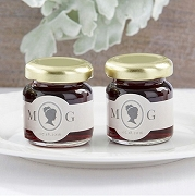 English Garden Strawberry Jam (set of 12) - Cameo Design