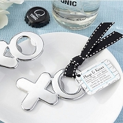 Hugs & Kisses from Mr. & Mrs XO Bottle Opener