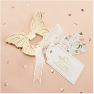 Gold Butterfly Bottle Opener
