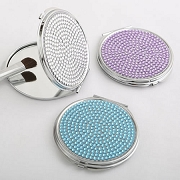 Bling Compact Mirror Gifts - Wholesale Lot