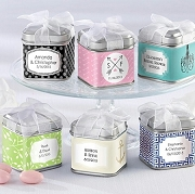 Unexpected Treasures Favor Tin (set of 12) - Wedding