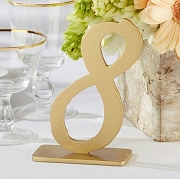 Good As Gold Classic Table Numbers (7- 12)