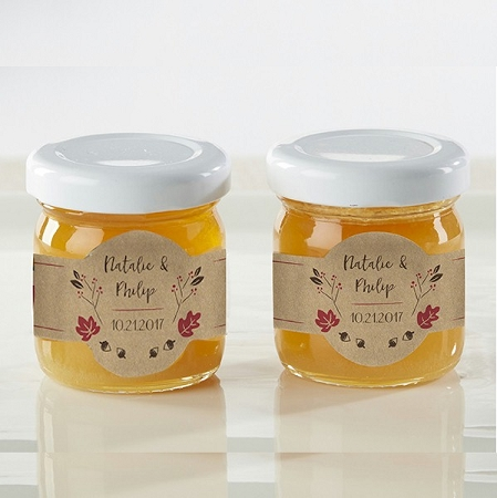 Honey Favor with Twig Stickers