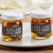 Personalized Clover Honey (set of 12) - Eat, Drink & Be Married