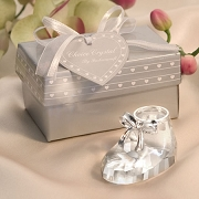 Choice Crystal Baby Shoe