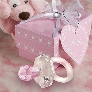 Choice Crystal Pink Pacifier