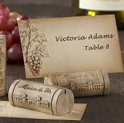 Wine Cork Placecard Holder (Set of 4)