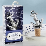 Nautical Anchor Wine Bottle Stoppers