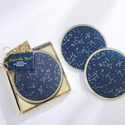 Under the Stars Glass Coasters (Set of 2)