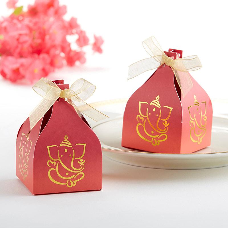 Indian Wedding Favors Wholesale: Indian Jewel Wedding Favor Gift Boxes, Indian Themed Wedding