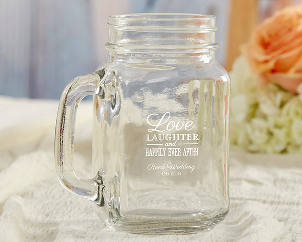 Mason Jar Wedding Favors Over 200 Designs
