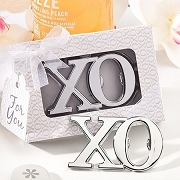 XO Design Bottle Opener Favors