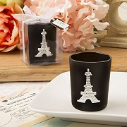 From Paris With Love Votive Candle Favors
