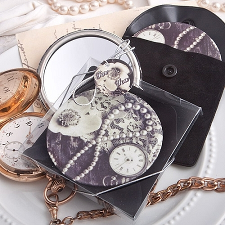 Vintage Pocket Mirror 99