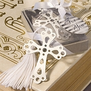 Religious Cross Bookmark