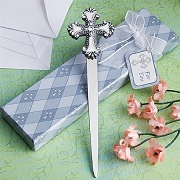 Cross Design Letter Opener