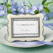 Victorian Design Place Card Frame