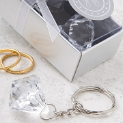 Diamond Design Key Chain