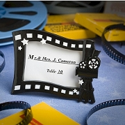 Hollywood Movie Themed Place Card Frame