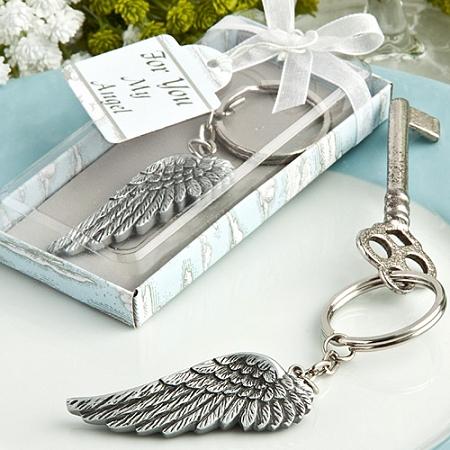 Angel Wing Key Chain