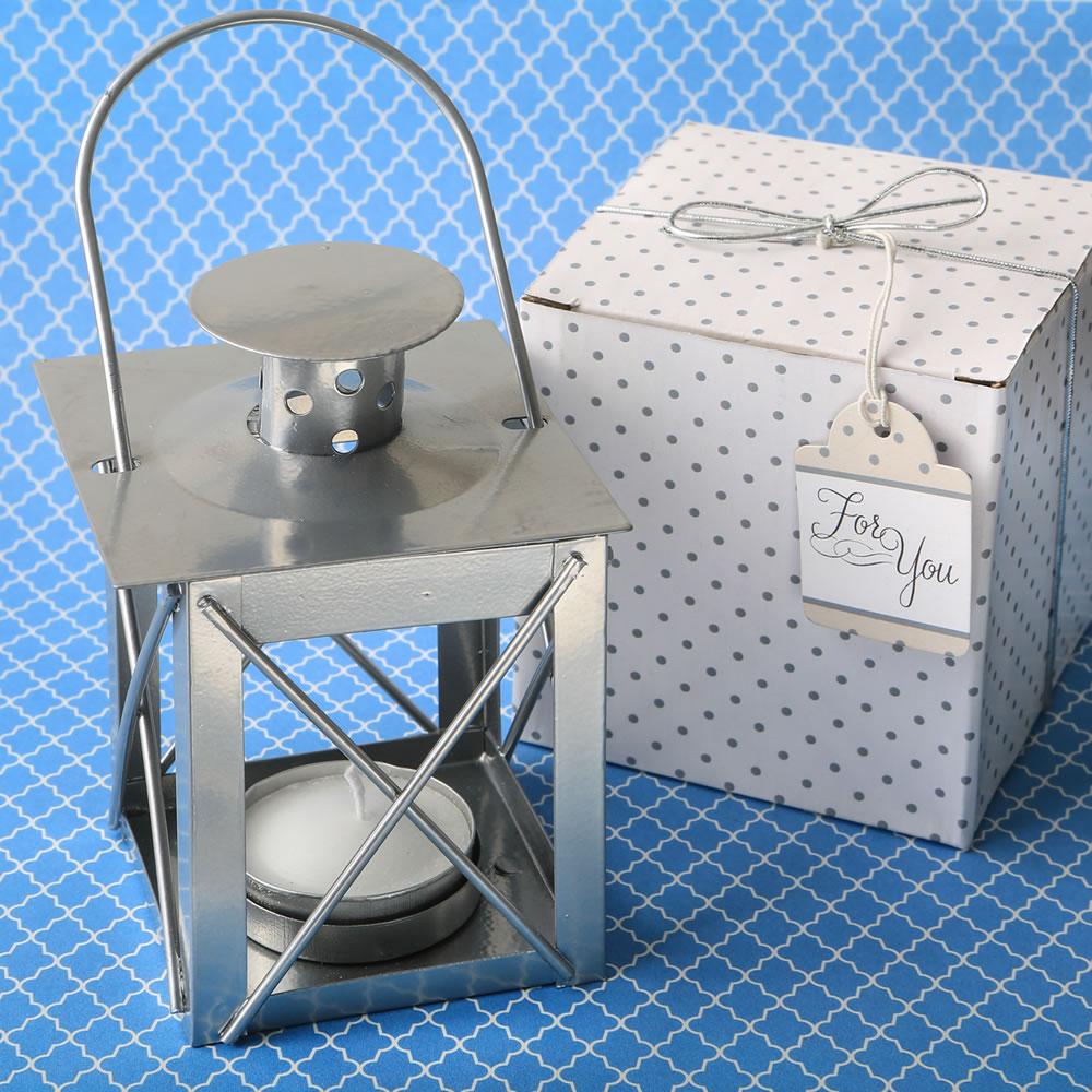 Decorative Lantern with Gift Box   Tea Light Holder   Wedding ...