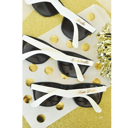 Bridal Shower Party Sunglass Favors