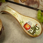 Spoon Rest Tuscan Cucina Design