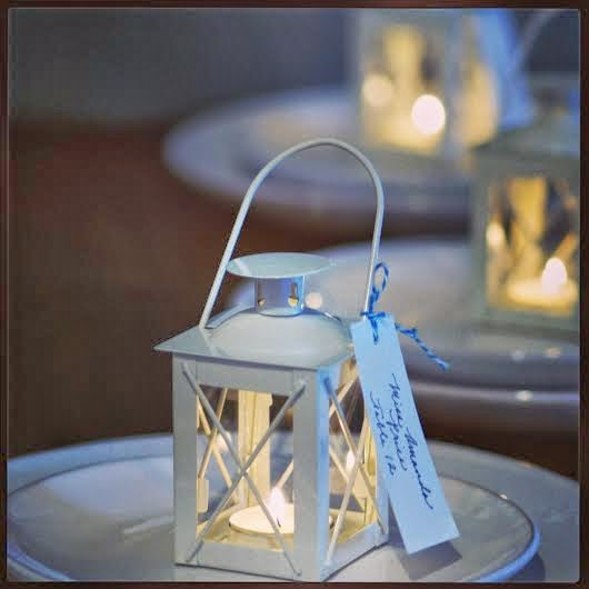 How to Make Your Own Lantern Wedding Favors