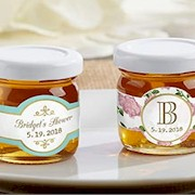 Honey Bee Jars - Tea Time