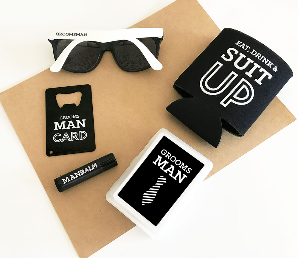 Wedding Gift For Best Man: Groomsman And Best Man Gift Ideas