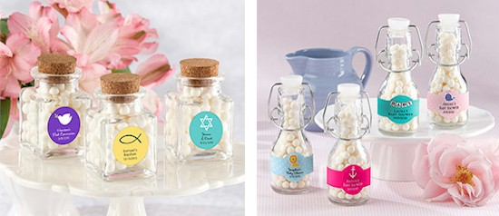 Glass Jars with your favorite treats