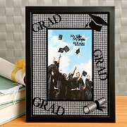 Glitter Stone Graduation Ceremony Photo Frame