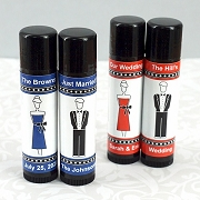 Bridal Party Lip Balm (Black Tube)