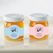 Honey Jar Baby Shower Party Favors (Set of 12)