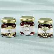 Personalized Strawberry Jam (set of 12) - Gold Foil