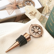 Nautical Compass Wine Bottle Stopper