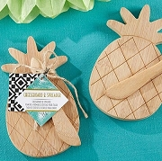Pineapple Cheeseboard and Spreader Set