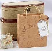 Let The Adventure Begin Welcome Bag (set of 12)