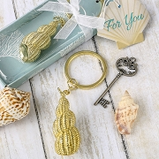 Conch Shell Key Chain Favors