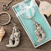 Mermaid Design Key Chain