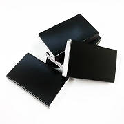Blank Black Matchbox (Set of 50)