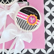 Bachelorette Party Personalized Lollipop Favors