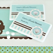 Personalized Mini Mint Favors - Beach Party