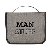 Men's Toiletry Travel Bag - Groomsman or Best Man