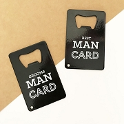 Bachelor Party Bottle Openers - Groomsmen, Best Men